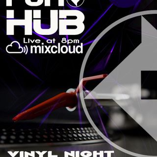 The P.C.H Djs Live Stream Friday night in the PCH Hub vinyl only night.