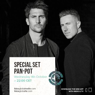 Pan-pot - Special Hyte Set on Ibiza Global Radio - 04-Oct-2017