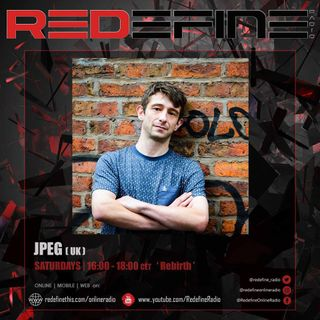 Atonal on Redefine Radio on 'Rebirth' with JPEG