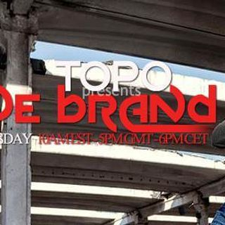 Topo - Active Brand 108 (Insomniafm) - April 2019