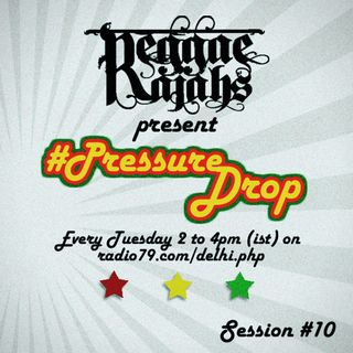 Pressure Drop #10 : April 23rd 2013