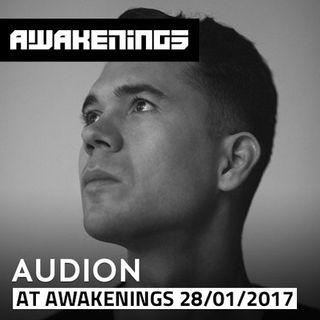 Audion - live at Awakenings (Eindhoven) - 28-Jan-2017