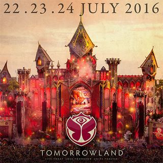 Maceo Plex - live at Tomorrowland 2016 Belgium (Cocoon stage) - 24-Jul-2016