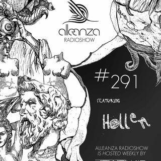Jewel Kid - Alleanza Radio Show 291 (guesting Hollen) - 19-Sep-2017