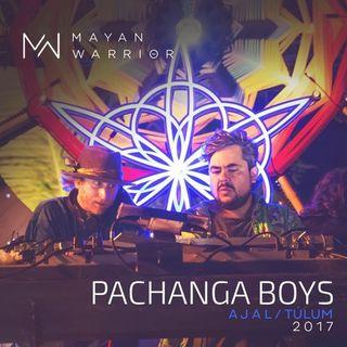 Pachanga Boys - Mayan Warrior - AJAL Tulum - 2017
