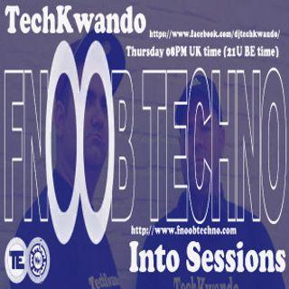 TechKwando INTO Session 02 20
