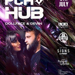 The P.C.H Djs Friday night Live Stream in the PCH Hub with special guests Dollface and Dev