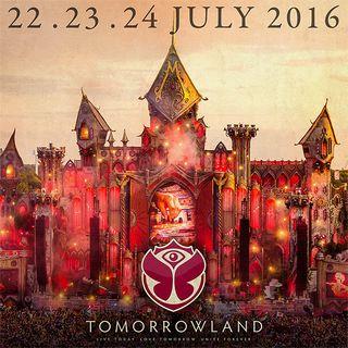 Sven Vath - live at Tomorrowland 2016 Belgium (Cocoon stage) - 24-Jul-2016