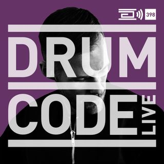 DCR398 - Drumcode Radio Live - Adam Beyer live from ECS Dogana, Catania