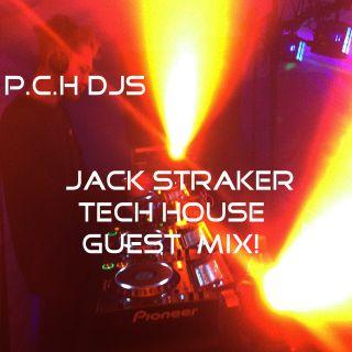 P.C.H DJs Jack Straker  Tech House Guest Mix