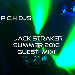 P.C.H DJs  Jack Straker Summer 2016 Guest Mix