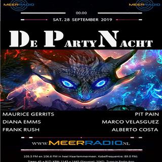 Pit Pain  - Deep In The Dark @ MeerRadio (28.09.2019)