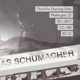 Thomas Schumacher - Live @ The Villa (Oslo) - 20.01.2017