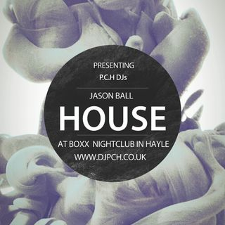 P.C.H DJs  House Promo Mix. at the Boxx Nightclub Hayle Cornwall