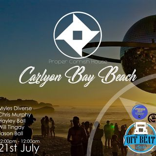 P.C.H. DJs Hayley Ball Carlyon Bay Beach Party Mix Live July 2018
