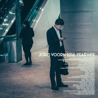 Joris Voorn - 2016 Year Mix - 19-Dec-2016