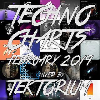 TECHNO CHARTS 25 FEBRUARY 2019