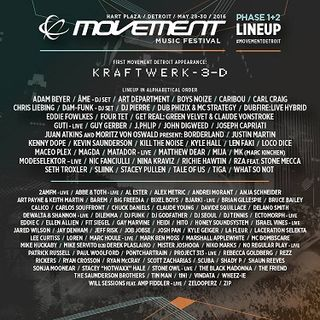 Maceo Plex - Live @ Movement 2016 (Hart Plaza Detroit ) - 28.05.2016_LiveMiXing + DOWNLOAD