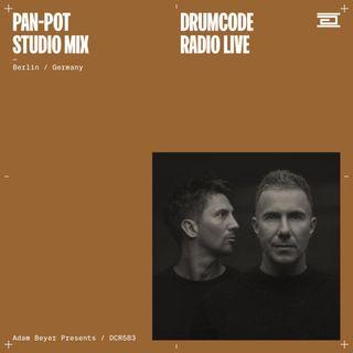 DCR583 – Drumcode Radio Live – Pan-Pot studio mix recorded in Berlin