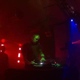 P.C.H DJs Chris Murphy live at the Koola Newquay Cornwall