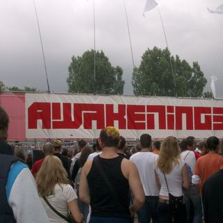 Roman Poncet - live at Awakenings x Figure Nacht (Gashouder, Amsterdam) - 19-Oct-2016