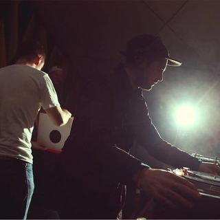 Techno Scene Best Mixes : Blawan b2b Sunil Sharpe @ Life Festival 24.05.2013