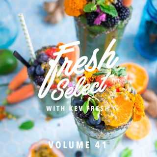 Fresh Select Vol 41 NEW  Harvey Sutherland | Two Feet | River Tiber| Goldlink| Joey Bada$$ + More