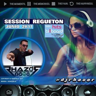 Session Reggaeton / Latin Billboard Hits (Junio 2017)