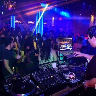 Dj Jorge Arizaga - Mix Anglo Style Marzo 2017