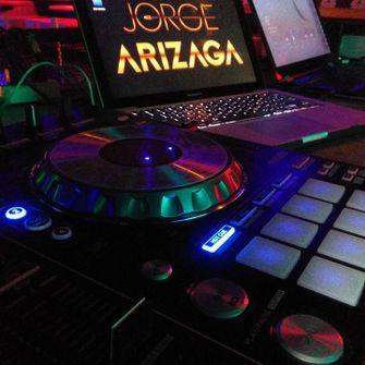 Dj Jorge Arizaga - SuperMezclas.com