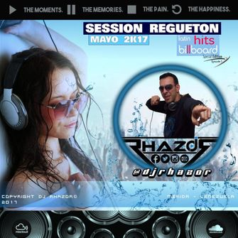 Session Reggaeton / Latin Billboard Hits (Mayo 2017)