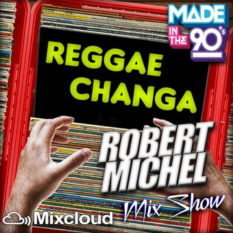 Robert Michel Coleccion Mix 20   Reggae Changa 90's