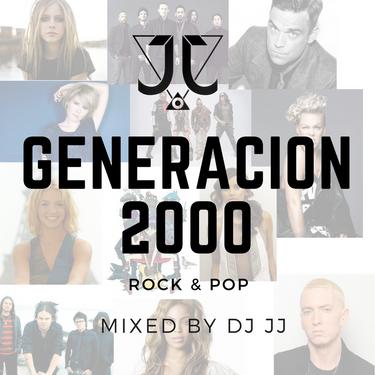 Dj JJ - Generacion 2000 Volumen 01