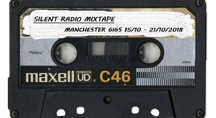 Silent Radio Gig Guide Mixtape 15/10/2018 - 21/10/2018