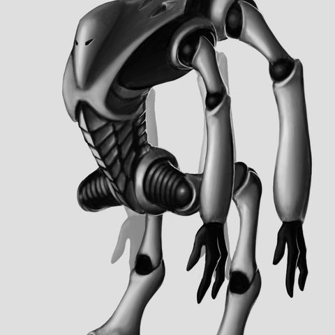 этом инопланетные роботы картинки рафаэли модель