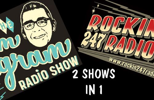 TWO SHOWS - ONE AFTER THE OTHER - TOM INGRAM RADIO SHOWS