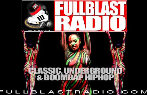 FullblastRadio Live on YouTube