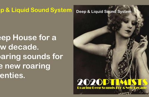 Enjoy the roaring sounds of the new roaring twenties ...