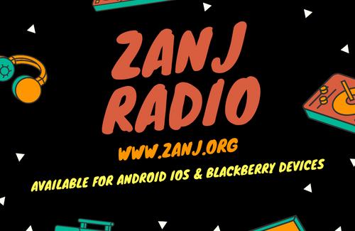 We're ZANJ RADIO
