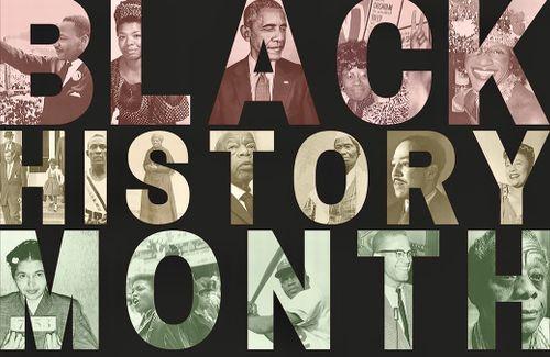 DJ Angel B! Presents: Black History Month  (A Historic Musical Journey