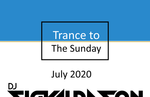 Trance to the Sunday of July 2020