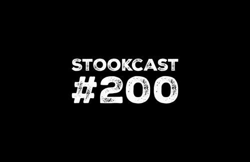 10th of April Stookcast #200 live stream