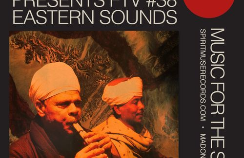 SPIRITMUSE presents From The Vaults #38: Eastern Jazz Sounds