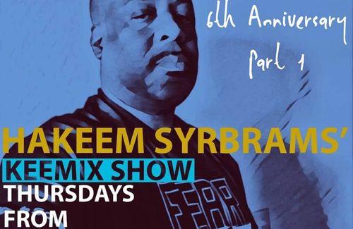 Keemix Show - Cyberjamz 6th Anniversary Part 1