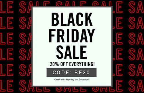 ⚠️FAMILY EXCLUSIVE! BLACK FRIDAY SALE! 20% OFF EVERYTHING! ⚠️
