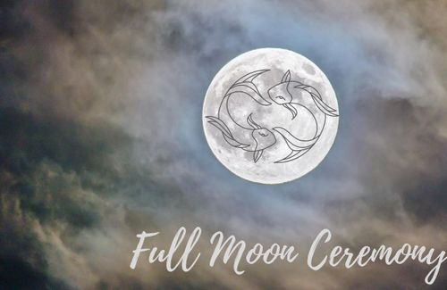 Attunement: Pisces Full Moon Ceremony