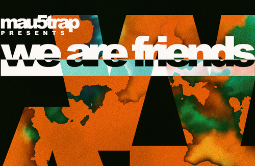 introducing a brand new mix series... #wearefriends