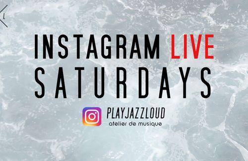PJL live on saturdays!