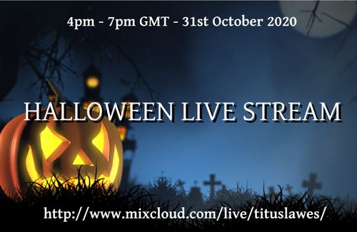 TITUS - Live Streaming on the 31st October 2020