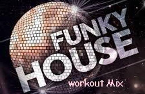 Funky House Workout Mix - April 19. 2020.